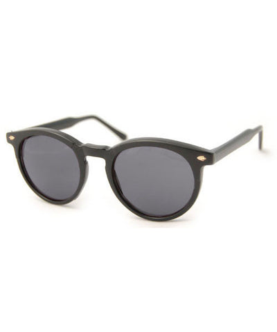 caribou black smoke sunglasses