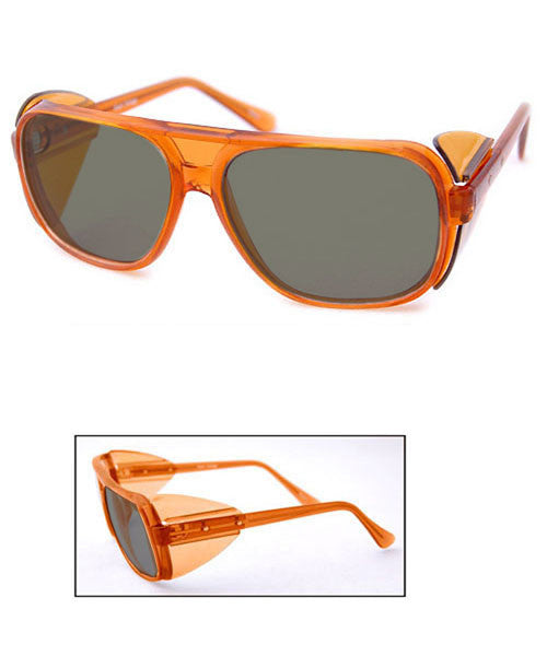 carmine orange sd sunglasses
