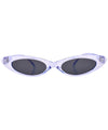 carolina crystal blue sunglasses