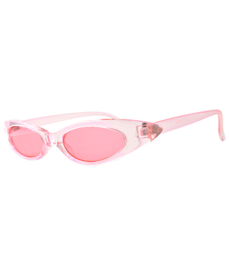 carolina crystal pink sunglasses