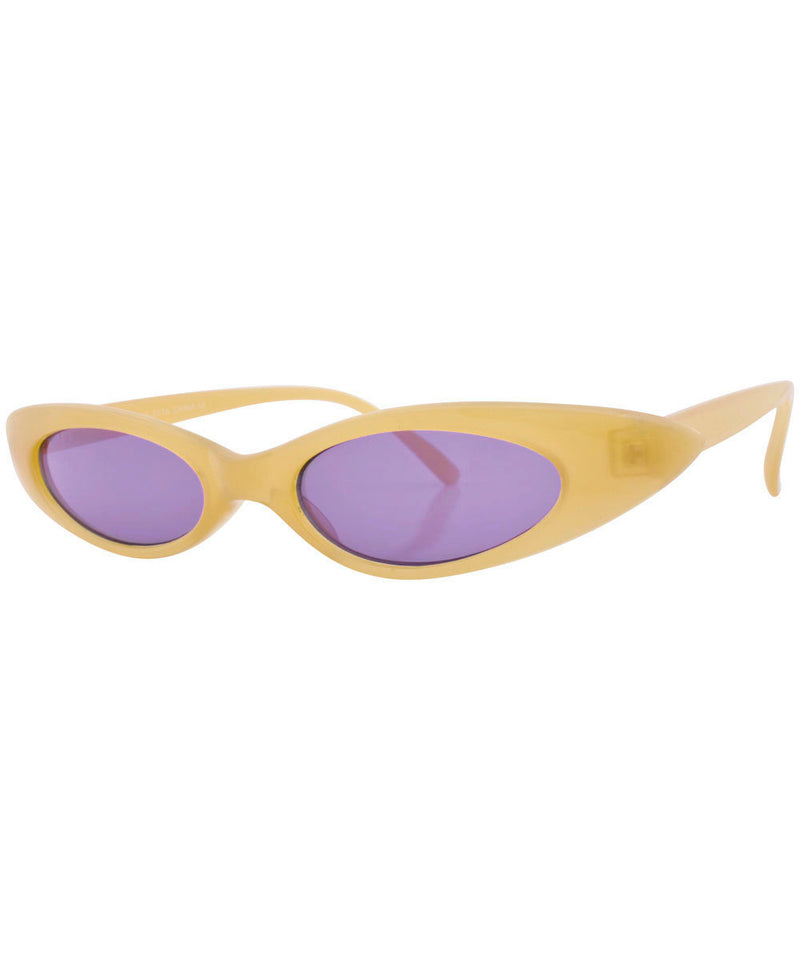 carolina wax orchid sunglasses