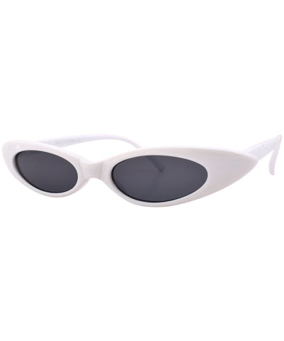 carolina white sd sunglasses