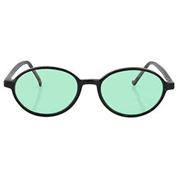 carter black green sunglasses