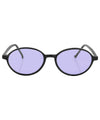 carter black purple sunglasses