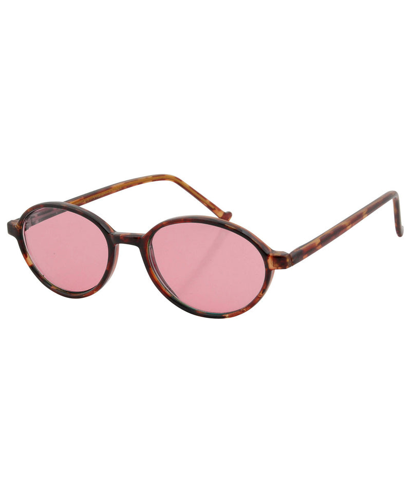 carter demi pink sunglasses
