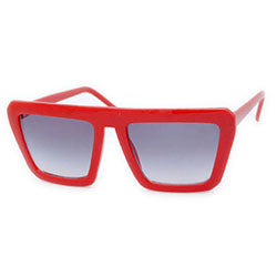 cartoon red sunglasses