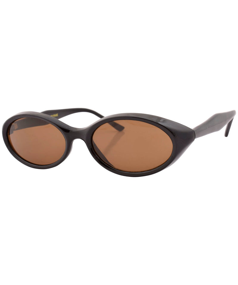 castle black brown sunglasses