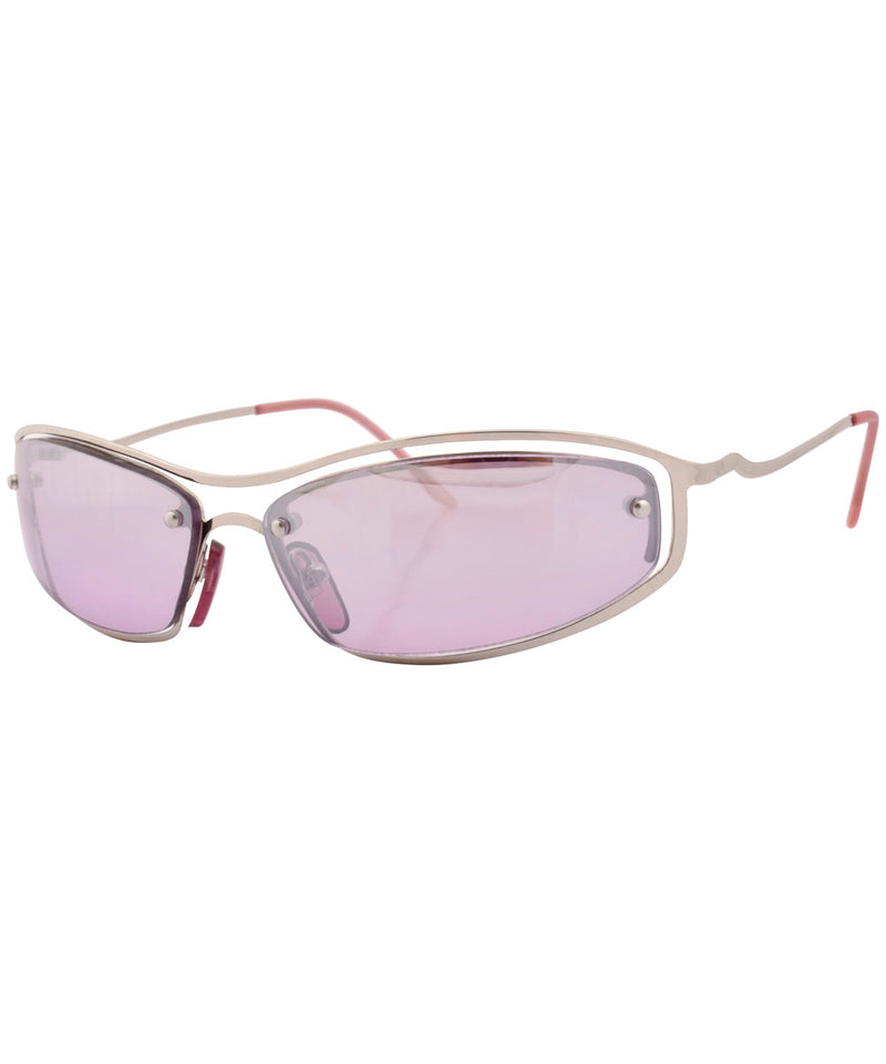 catalina pink sunglasses