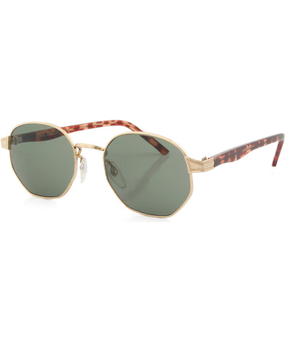 chace gold sunglasses