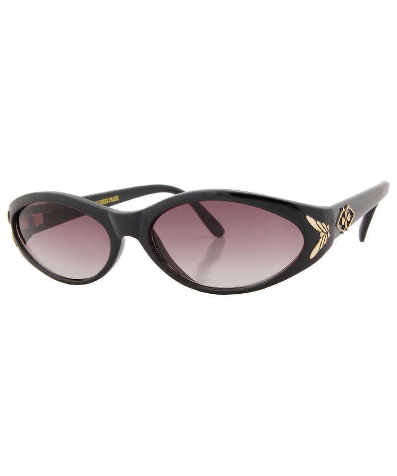 chakalaka black sunglasses
