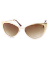 chan gold sunglasses