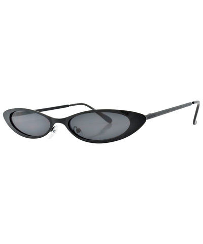 charleston black sunglasses