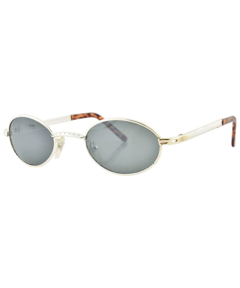 charles white gold sunglasses