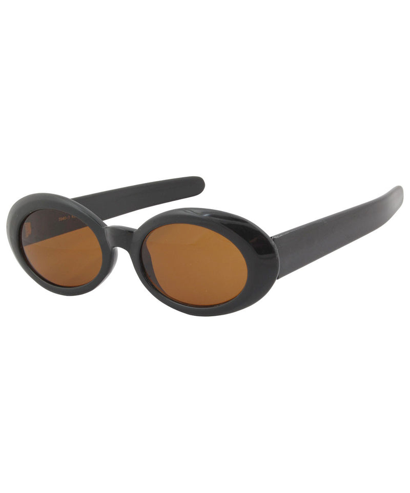 chels black sunglasses