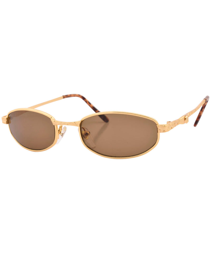 chihuahua gold brown sunglasses