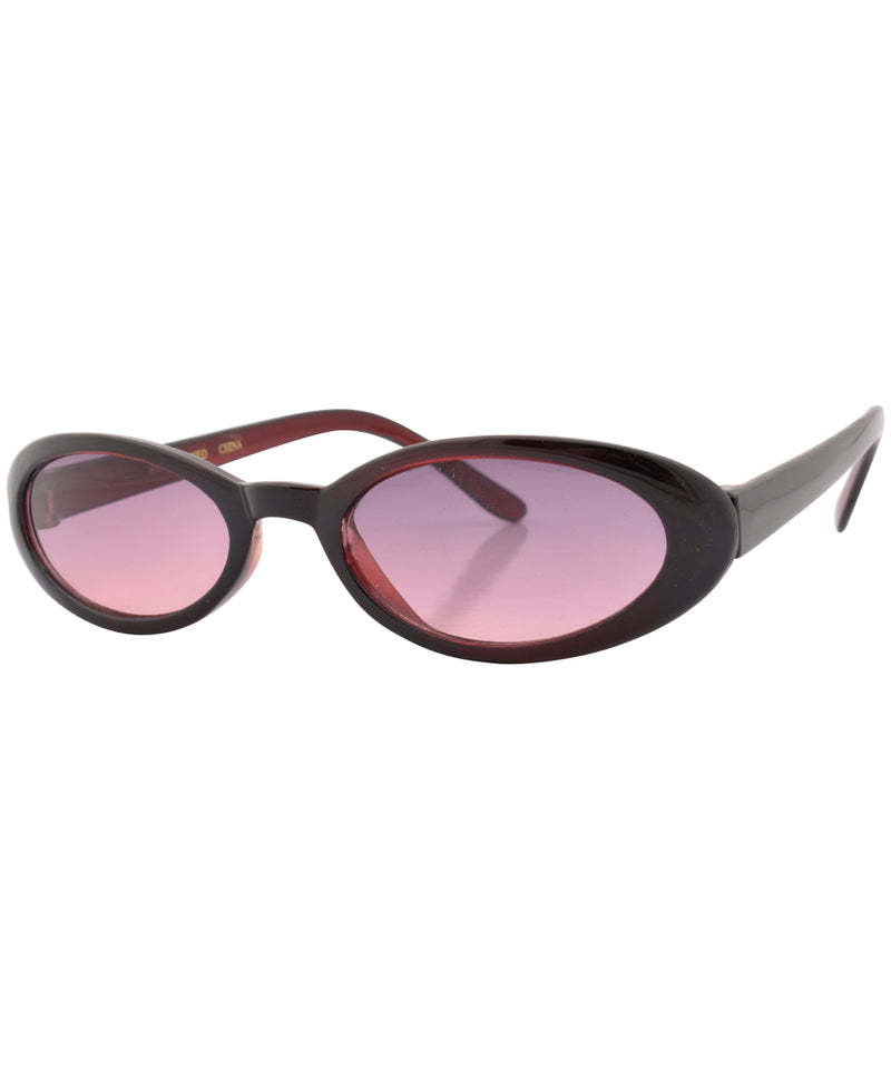 chiklet cherry sunglasses