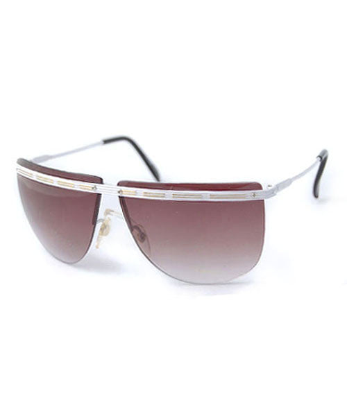 ching white sunglasses