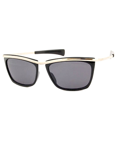 chiptune black sunglasses