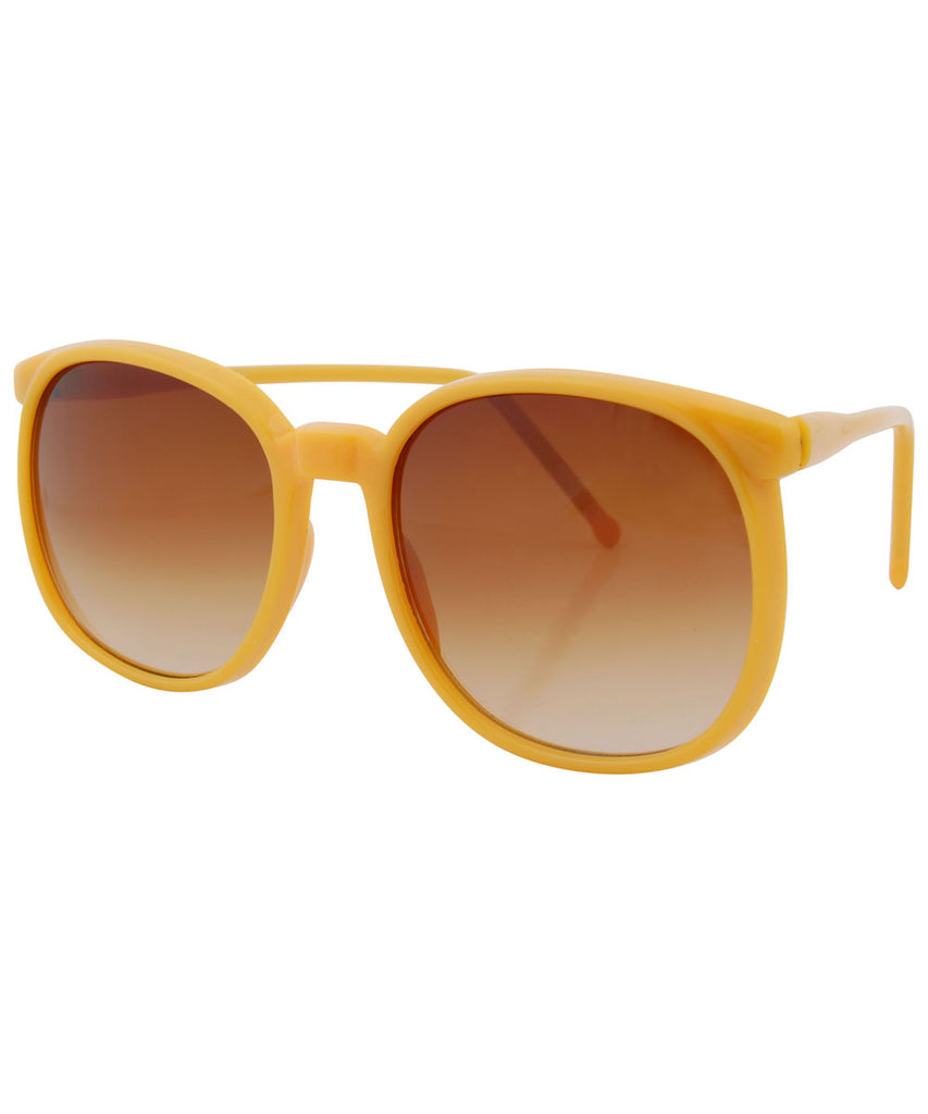 chorus yellow sunglasses