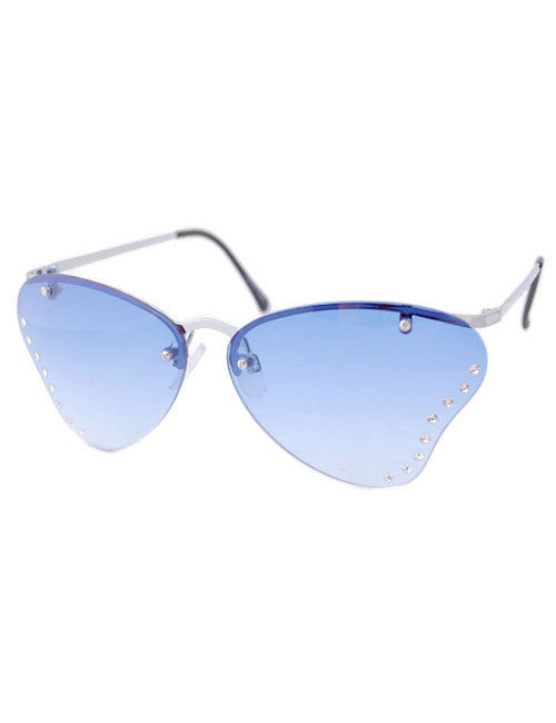 chrysalis blue sunglasses