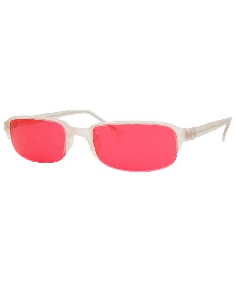 chupa frost red sunglasses