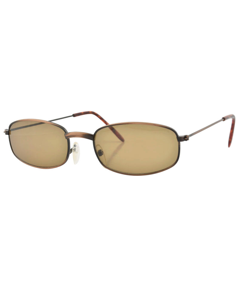 cinema copper sunglasses