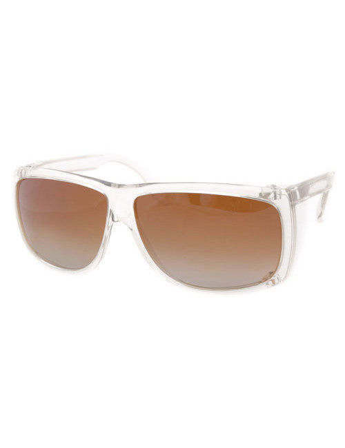 clarke crystal sunglasses