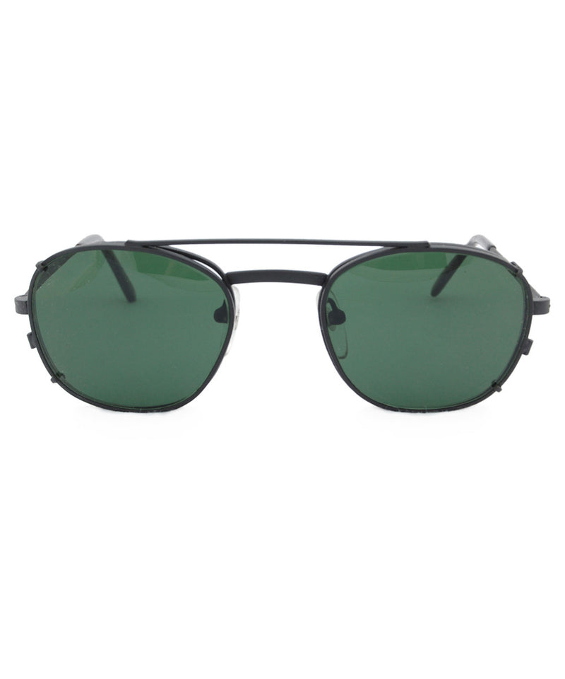 clay black sunglasses