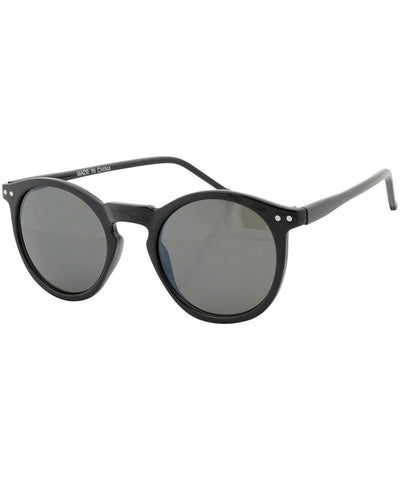 cleve black sunglasses