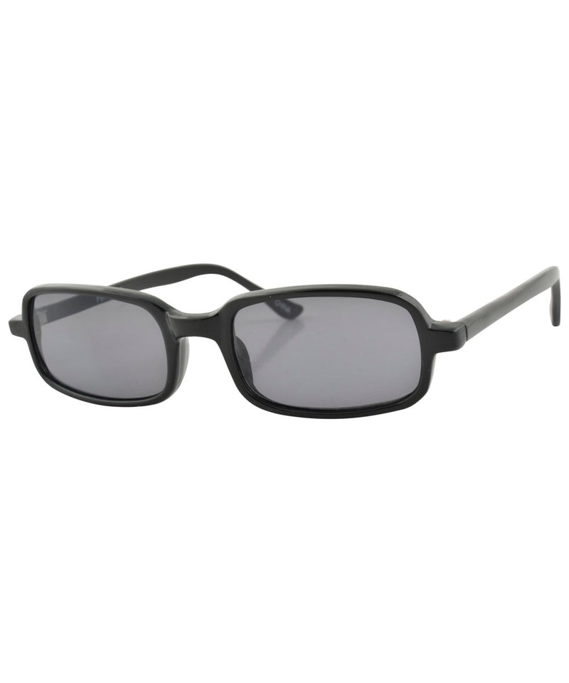 CLIFFORD Black Square Sunglasses