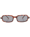 CLIFFORD Tortoise Square Sunglasses
