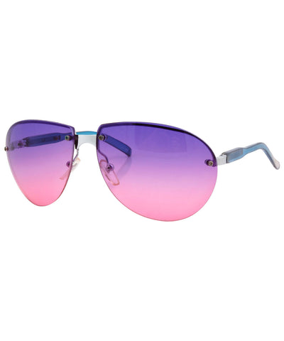 coast purple pink sunglasses