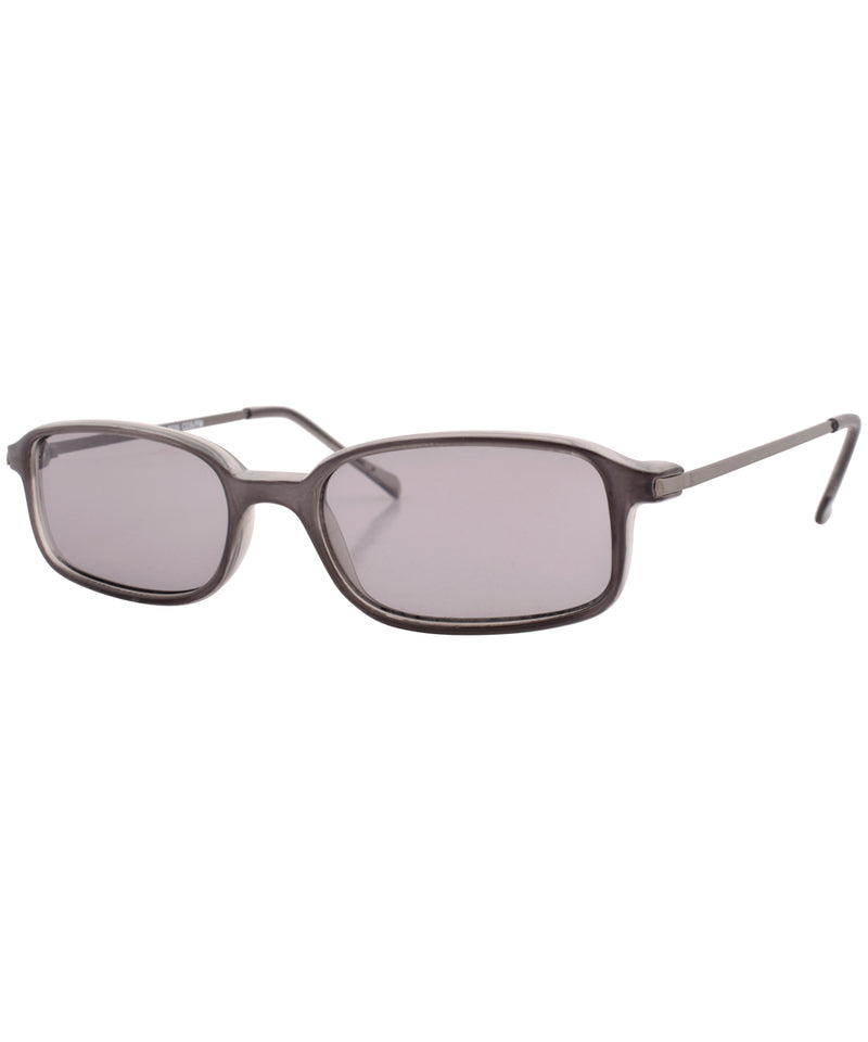 coated smoke sunglasses