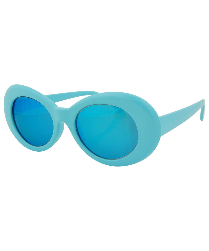 cobain blue blue sunglasses