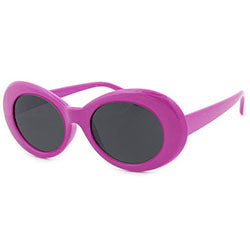 cobain purple sd sunglasses
