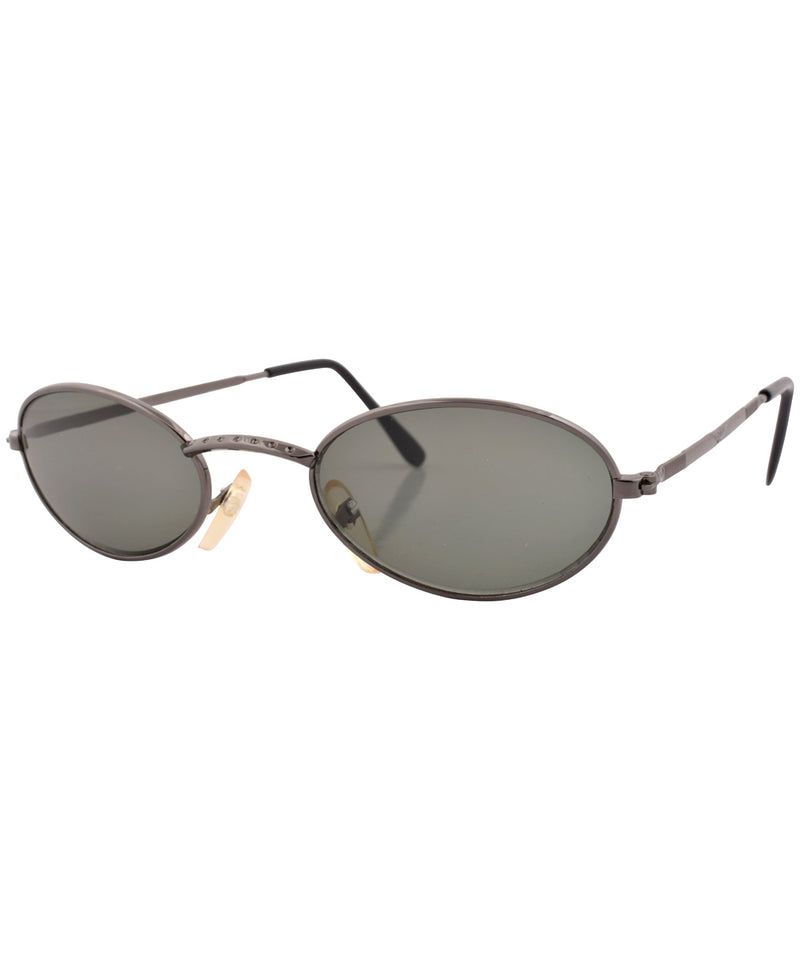 convex gunmetal sunglasses