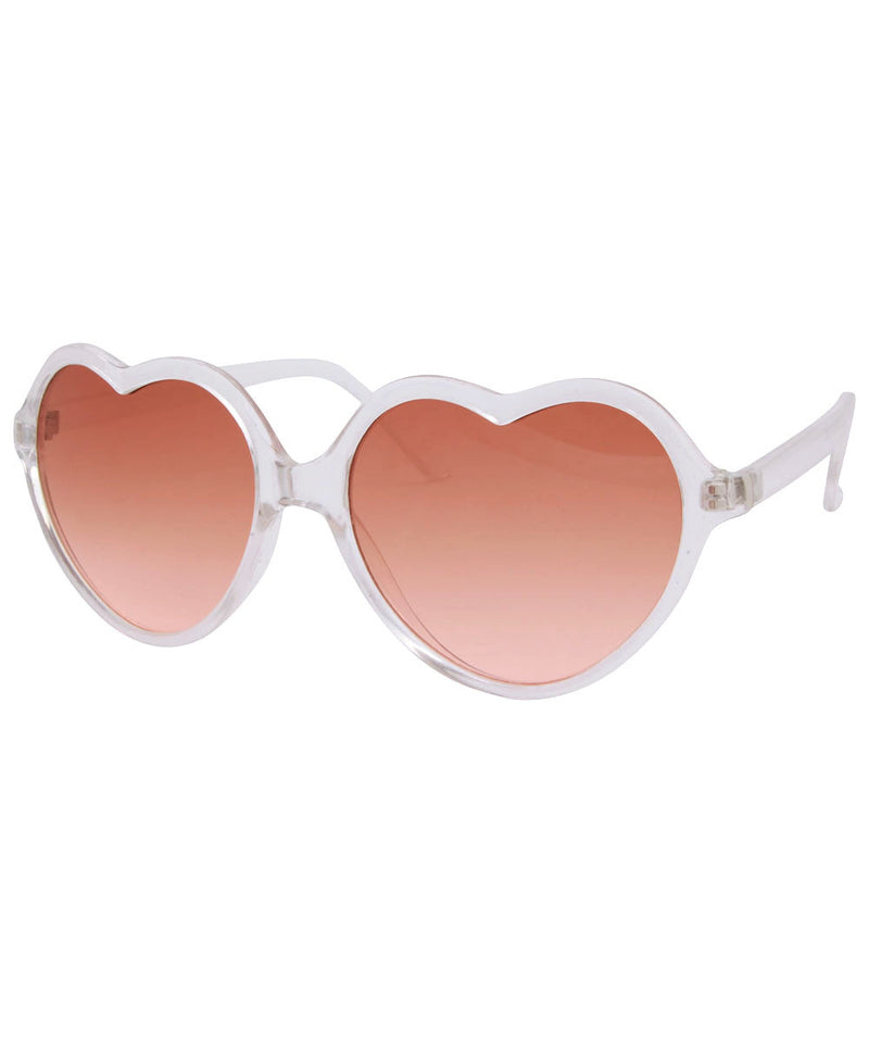 corazon amber sunglasses