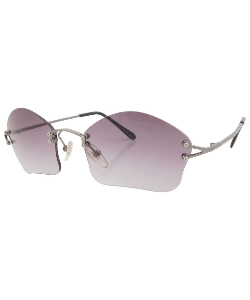 cosmic smoke pewter sunglasses