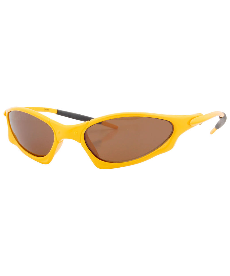 cowboyz yellow sunglasses