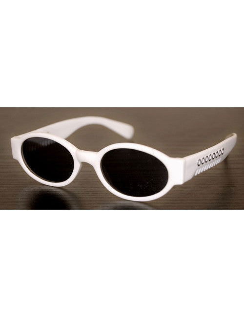crayons white sunglasses