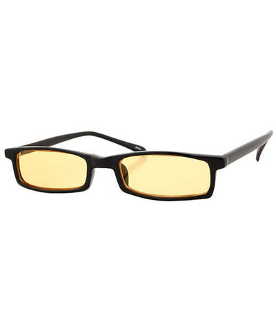 cubez yellow sunglasses