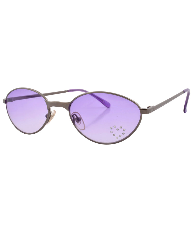 cuddles purple heart sunglasses