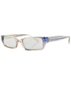 cuters crystal blue sunglasses