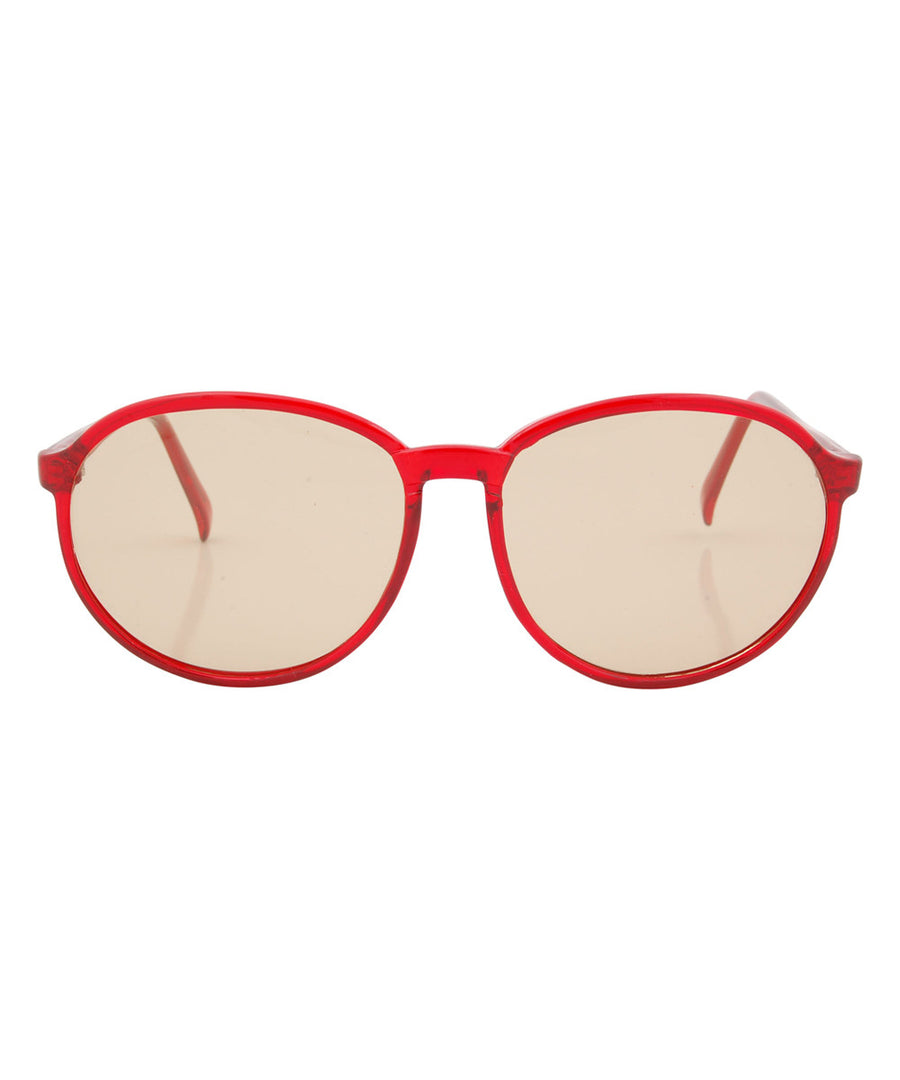 cx dody red sunglasses