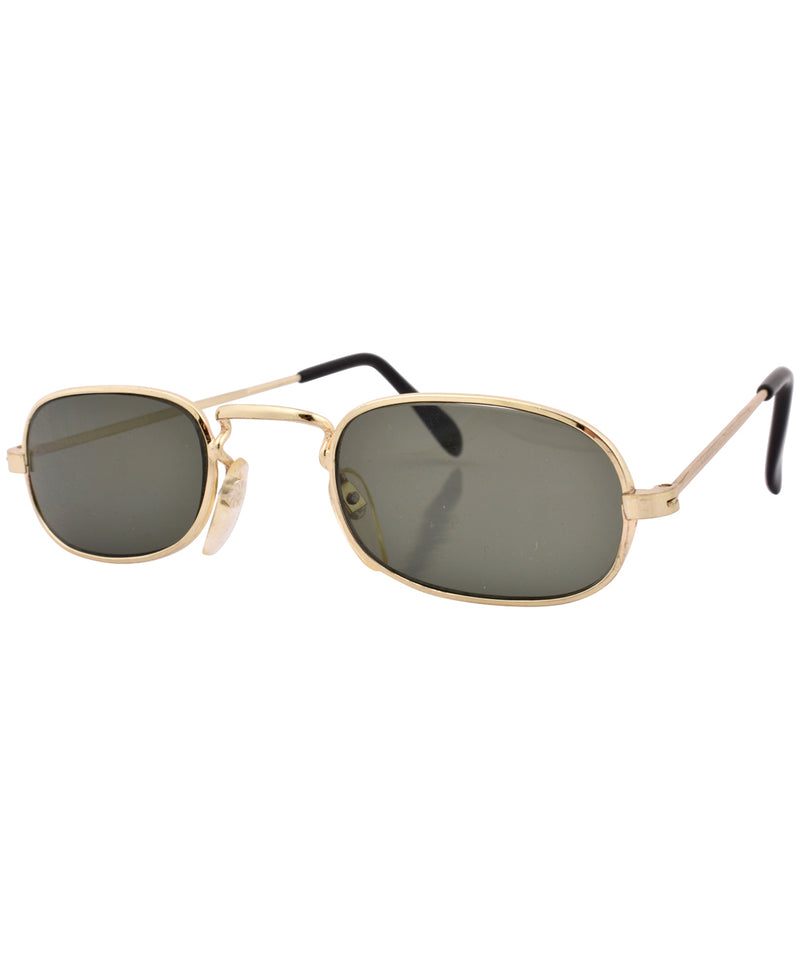 daddy gold sunglasses