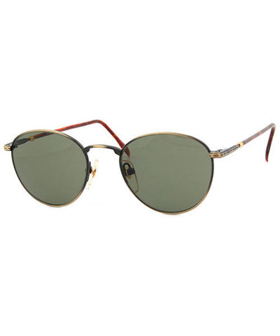 dayafter brass sunglasses