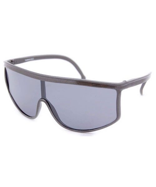 dazed charcoal sunglasses
