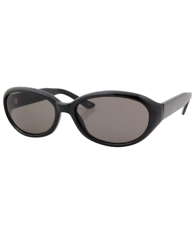 decca black sunglasses