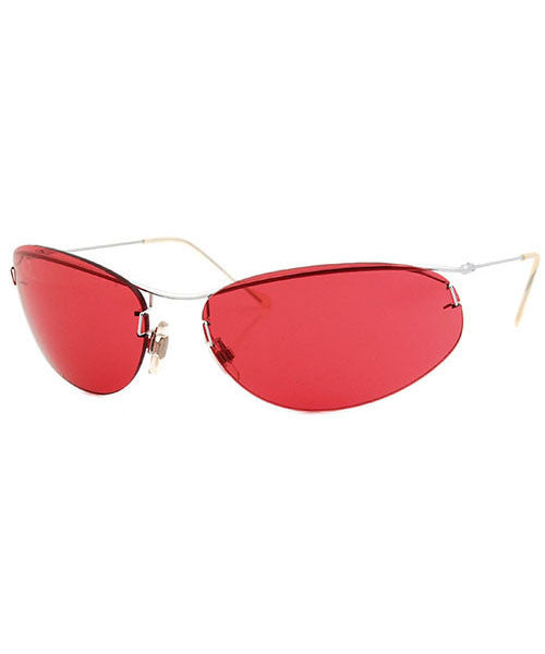 deleon red sunglasses