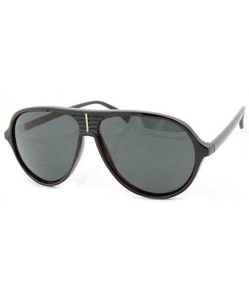 dennis black smoke sunglasses